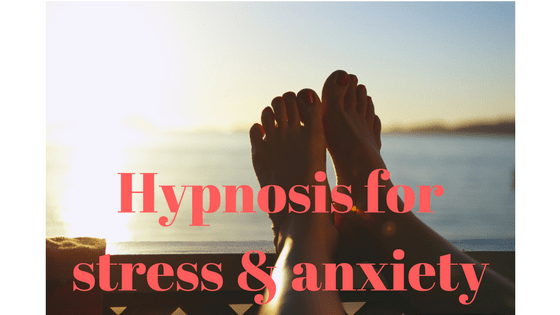 self hypnosis for stress and anxiety relief