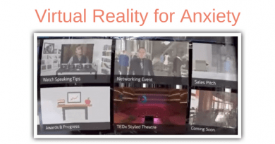 vr training anxiety