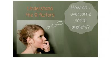 social anxiety risk factors